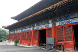 Entrance to Hall of Eminent Favor, Tomb of Emperor Yongle