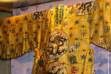 Robe worn by the Emperor -- yellow being a color reserved exclusively for him