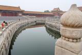 River inside the Forbidden City