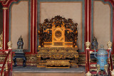 A Throne Room in the Forbidden City