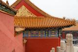 Roof detail, Forbidden City