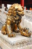 Lion, Forbidden City