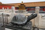 Tortoise statue, Forbidden City