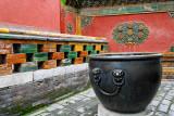 Water storage vessel, Forbidden City