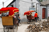 Moments like this made you feel like you were on a Disney Hutong Ride -- very touristy