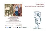 Inaugurazione Mostra Album di Famiglia Roma 27 Gennaio 2010
