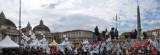 Manifestazione 13 Marzo 10 Contro Decreto Salva Liste Piazza del Popolo