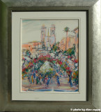 Painting's Stellario Baccellieri for sale