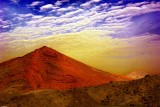 Artist impression of Volcano land