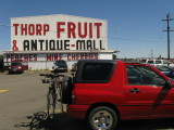 My first stop in Eastern Washington to load up on goodies