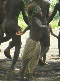 Kastom dancing