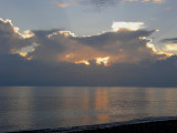 Pangi Sunset
