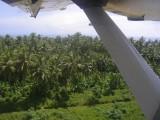 Taking off from Walaha.  (Ambae Island)
