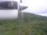 Taking off from Sara Airfield (North Pentecost)