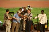 Bluegrass in Bangui.