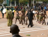 BaXa Pygmie Dance Troupe