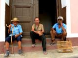 Tres Amigos, Trindad Cuba 1