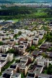 Bostadsområdet i södra delen av Kista