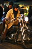 Lumberjack biker?