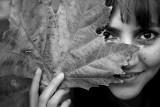 Leafy gal