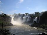 Northeast: Iguazu Falls