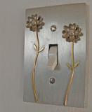 Metal: 3D Floral
