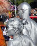 Silver couple