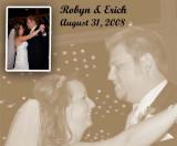 Robyn & Erich's Wedding Reception