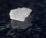 Crystal of Coarse Kosher Salt