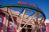 Angel Stadium Main Entrance