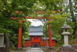 Shinto Shrine at Tenryuji Temple
