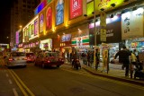 Portland Street at Night