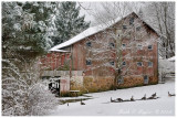 Winter in Carversville