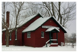 Red Schoolhouse   now Jericho Valley Community Center