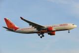 Air India  Airbus A330-200 VT-IWA