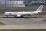 Air Europa  Airbus A300-200 F-WWKQ /  EC-KTG