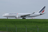 AIRFRANCE  Airbus A330-200 F-GZCJ  New colours