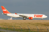 TAM Airbus A330-200 PT-MVB Old colour scheme