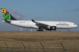 Afriqiyah Airbus A330-200 5A-ONG