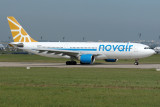 Novair Airbus A330-200 SE-RBG New  colours