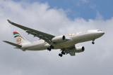 Etihad Airbus Airbus A330-200  A6-EYD