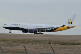 Monarch  Airbus A330-200 G-SMAN new colours