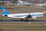 China Southern Airbus A330-200 F-WWYT / B-6135