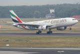 Emirates Airbus A330-200 A6-EAE