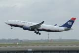 US Airways Airbus A330-200 N281AY