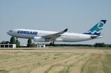 Corsair Airbus A330-200 F-HCAT Old colours