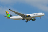 Afriqiyah Airbus A330-200 5A-ONH