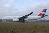 Yemenia Airbus A330-200 7O-ADP