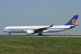 Belgian Air Force Airbus A330-300 CS-TMT