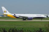 Monarch  Airbus A330-200 G-SMAN